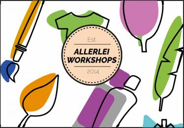 Logo Allerlei Workshops